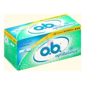 Tampony o.b. OptiBalance marki Johnson & Johnson - zdjęcie nr 1 - Bangla