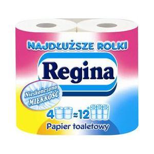 Najdłuższe Rolki, papier toaletowy marki Regina - zdjęcie nr 1 - Bangla