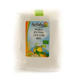 Mąka żytnia Typ 1150 BIO marki Biofuturo - zdjęcie nr 1 - Bangla