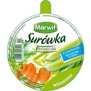 Surówka Premium, różne smaki marki Marwit - zdjęcie nr 1 - Bangla