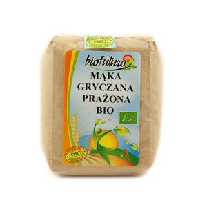 Mąka Gryczana Prażona BIO marki Biofuturo - zdjęcie nr 1 - Bangla