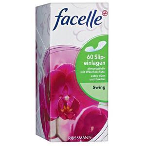Facelle Swing, wkładki higieniczne marki Rossmann - zdjęcie nr 1 - Bangla