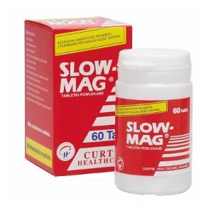 Slow-Mag, tabletki marki Curtis Healthcare - zdjęcie nr 1 - Bangla