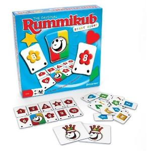 Rummikub Start Junior 1602 marki TM Toys - zdjęcie nr 1 - Bangla