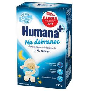 Mleko następne Humana Na Dobranoc, Premium marki Humana - zdjęcie nr 1 - Bangla