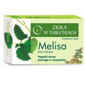 Melisa w tabletkach marki Colfarm - zdjęcie nr 1 - Bangla