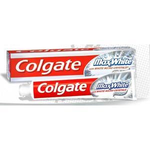 Max White with White Micro-Crystals, crystal mint marki Colgate - zdjęcie nr 1 - Bangla