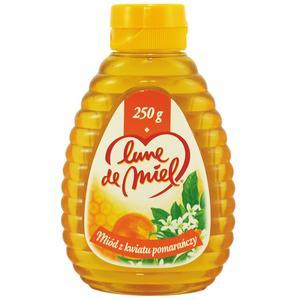 Miód z Kwiatu Pomarańczy marki Lune de Miel - zdjęcie nr 1 - Bangla