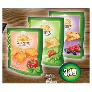 SunBites różne smaki marki Frito Lay - zdjęcie nr 1 - Bangla