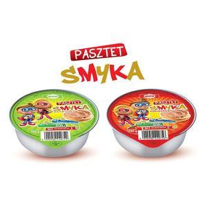 Pasztet Smyka Drobiowy/Pomidorowy marki Mispol - zdjęcie nr 1 - Bangla