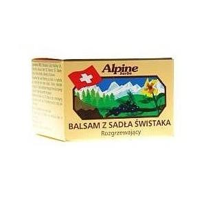Alpan, Balsam z Sadła Świstaka, Rozgrzewający marki Alpine Herbs - zdjęcie nr 1 - Bangla