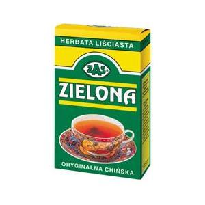 Herbata Chińska Zielona Liściasta marki Zas-Pol - zdjęcie nr 1 - Bangla