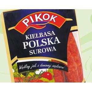 Pikok, Kiełbasa Polska Surowa marki Lidl - zdjęcie nr 1 - Bangla
