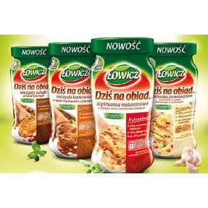 Dziś na obiad ..., różne dania marki Łowicz - zdjęcie nr 1 - Bangla