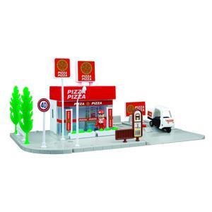Tomica Pizzeria 85300 marki Tomy - zdjęcie nr 1 - Bangla
