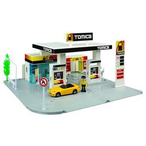 Tomica Hypercity, Stacja Paliw 85306 marki Tomy - zdjęcie nr 1 - Bangla