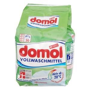Domol, Vollwaschmittel, Super Compact, Proszek do prania tkanin białych marki Rossmann - zdjęcie nr 1 - Bangla