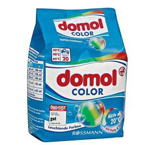 Domol Color, Proszek do prania ubrań kolorowych marki Rossmann - zdjęcie nr 1 - Bangla