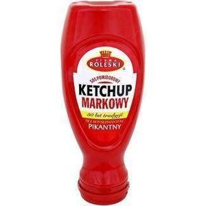 Ketchup Markowy Pikantny marki Roleski - zdjęcie nr 1 - Bangla