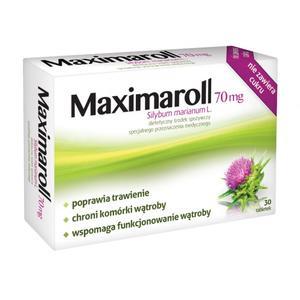 Maximaroll, tabletki marki Aflofarm - zdjęcie nr 1 - Bangla