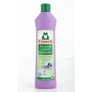 Mleczko do czyszczenia lawendowe marki Frosch - zdjęcie nr 1 - Bangla