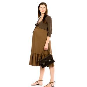 Sukienka, różne fasony marki Be Mama! - zdjęcie nr 1 - Bangla