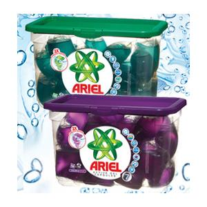 Active Gel Capsules, Żelowe Kapsułki piorące marki Ariel - zdjęcie nr 1 - Bangla