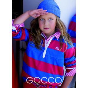 Bluzka Polo marki GOCCO - zdjęcie nr 1 - Bangla