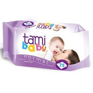 Baby Normal, chusteczki nawilżane marki Tami - zdjęcie nr 1 - Bangla