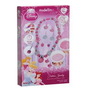 Fashion Jewelery, Zestaw do wyrobu biżuterii Księżniczki marki Modellino - zdjęcie nr 1 - Bangla