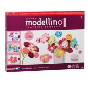 Zestaw do wykonania bukietu kwiatów marki Modellino - zdjęcie nr 1 - Bangla