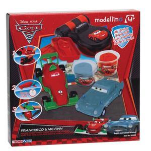 Francesco & MC Finn,Zestaw do wykonania figurek Cars marki Modellino - zdjęcie nr 1 - Bangla