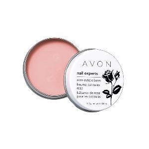 Nail Experts Rose Cuticle Balm, Balsam do nawliżania skórek marki Avon - zdjęcie nr 1 - Bangla