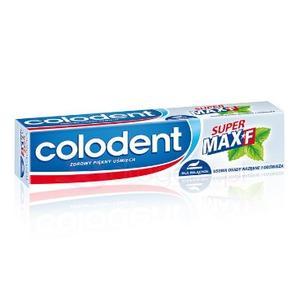 Super Max F, pasta do zębów dla palących marki Colodent - zdjęcie nr 1 - Bangla