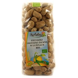 Fistaszki orzeszki ziemne w łupinkach BIO marki Biofuturo - zdjęcie nr 1 - Bangla