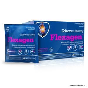 Flexagen, saszetki marki Olimp Labs - zdjęcie nr 1 - Bangla