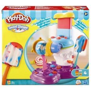 Zestaw do Lodów na Patyku, 37396 marki Play Doh - zdjęcie nr 1 - Bangla