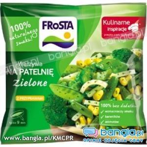 Warzywa na patelnię zielone marki Frosta - zdjęcie nr 1 - Bangla