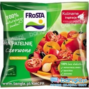 Warzywa na patelnię czerwone marki Frosta - zdjęcie nr 1 - Bangla