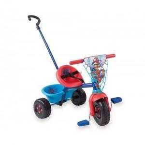 Be Fun Spiderman, rowerek trójkołowy, 444168 marki Smoby - zdjęcie nr 1 - Bangla