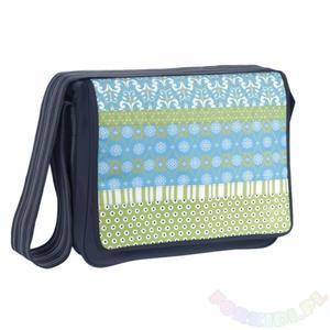 Torba Messenger Bag, różne wzory marki Lassig - zdjęcie nr 1 - Bangla