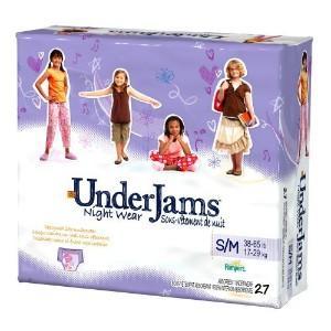 UnderJams Night Wear, Pieluchomajtki na noc marki Pampers - zdjęcie nr 1 - Bangla