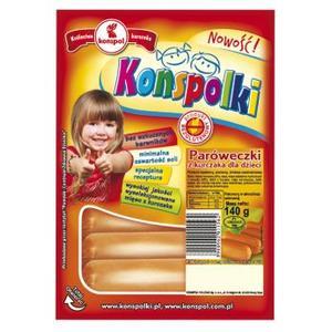 Konspolki, Paróweczki z kurczaka dla dzieci marki Konspol - zdjęcie nr 1 - Bangla