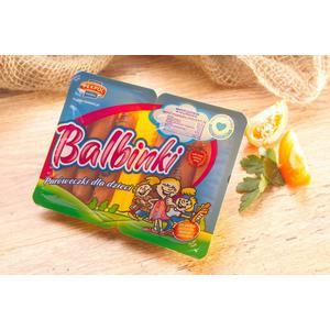 Balbinki, paróweczki dla dzieci marki Pekpol - zdjęcie nr 1 - Bangla
