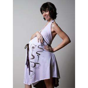 Sukienka do porodu marki Piękny Brzuszek - zdjęcie nr 1 - Bangla