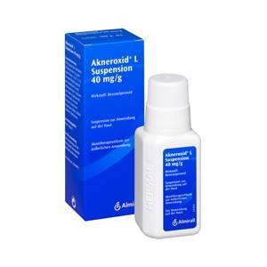 Akneroxid L, Płyn na skórę marki Almirall - zdjęcie nr 1 - Bangla