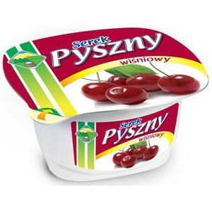 Serek Pyszny, różne smaki marki Mlekpol - zdjęcie nr 1 - Bangla