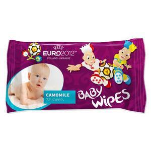 Chusteczki nawilżane UEFA EURO 2012 marki Hygienika - zdjęcie nr 1 - Bangla