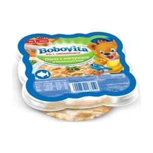 Dorsz z warzywami w kremowym sosie marki BoboVita - zdjęcie nr 1 - Bangla