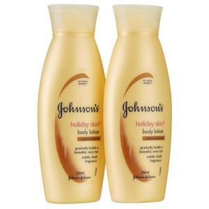 Johnson's Holiday Skin - Balsam brązujący marki Johnson & Johnson - zdjęcie nr 1 - Bangla